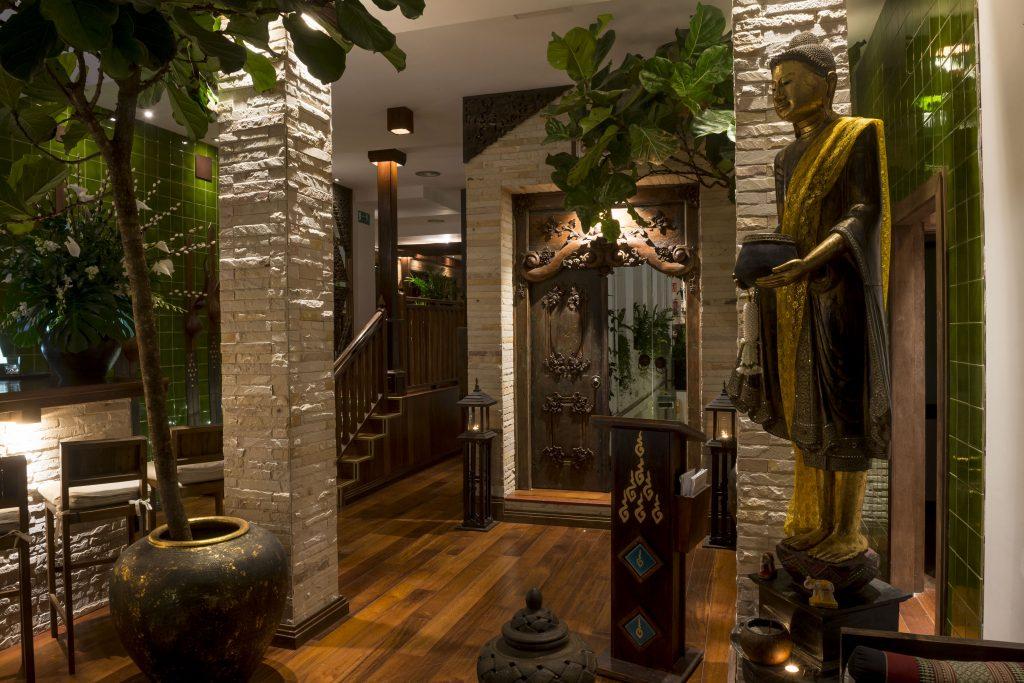 El nuevo Thai Garden nada tiene que envidiar a su predecesor