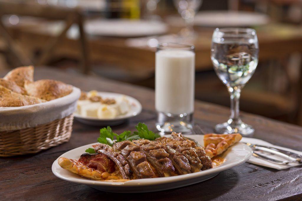 El restaurante Çiya es reconocido por sus ricos kebabs