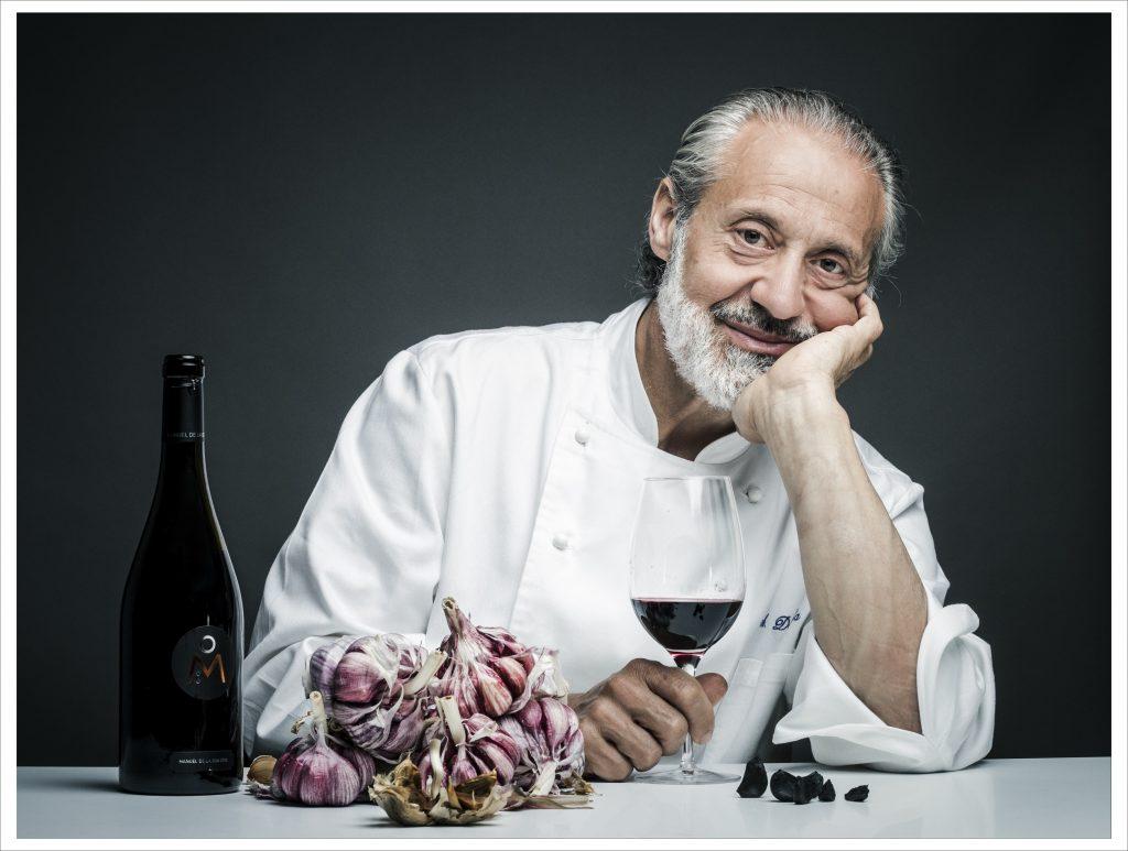 Manolo de la Osa inaugura restaurante en Madrid