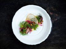 Maksut Askar destaca por sus emplatados, que nada tienen que envidiar a los de otros chefs reconocidos de Europa