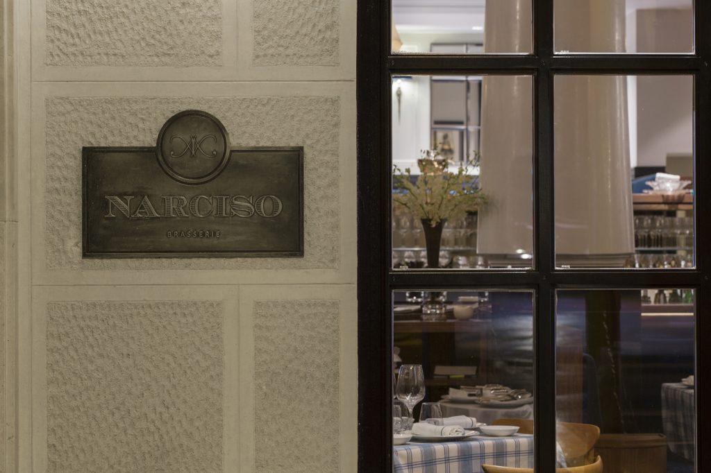 NARCISO, el hemano pequeño del restaurante HORTENSIO