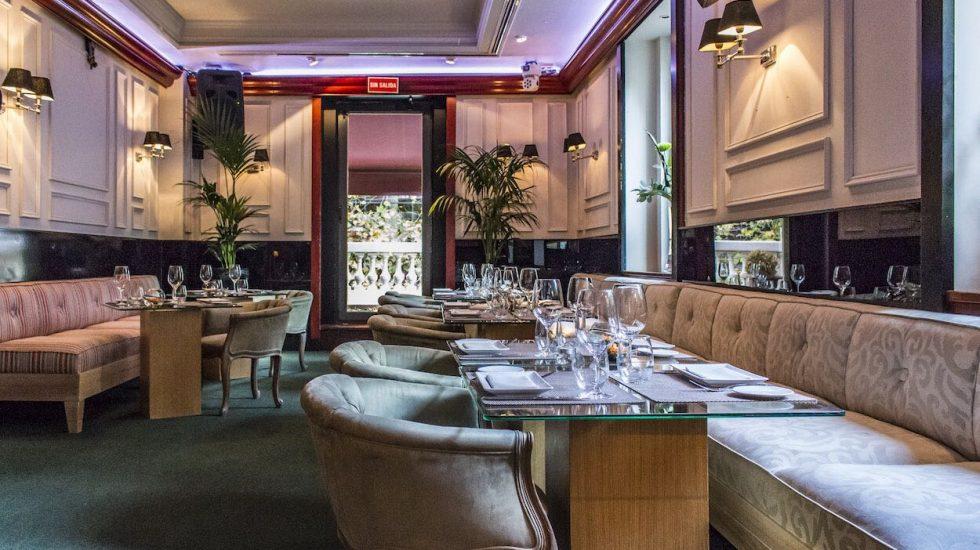 Fortuny Restaurant & Club propone además de copeo nocturno, una propuesta gastornómica en su restaurante