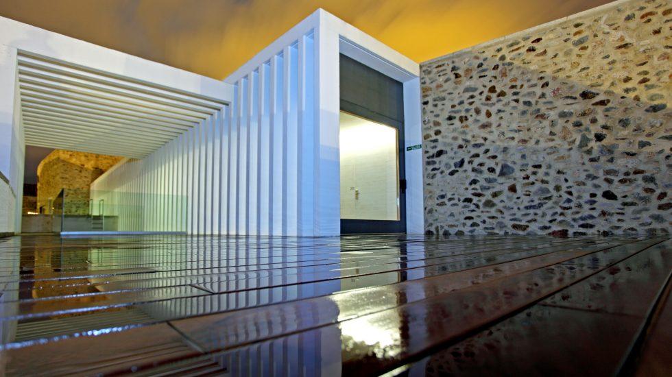 El diseño de Atrio ha corrido a cargo de arquitectos Emilio Tuñón y Luis Moreno Mansilla