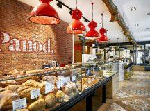 Panod propone un espacio enorme de panadería y bollería