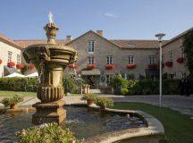 Hotel A Quinta da Agua, un oasis ubicado en Galicia