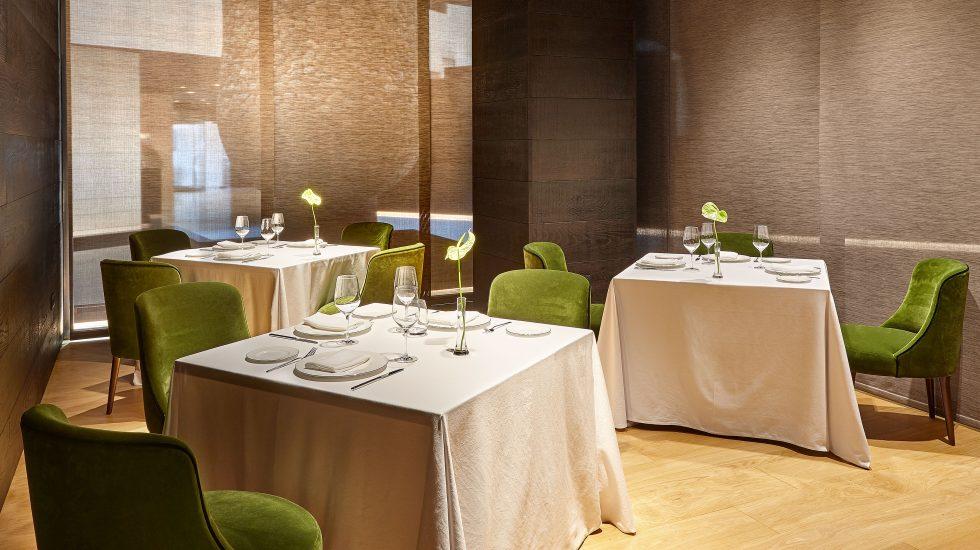 UN DESCUBRIMIENTO EN BILBAO: EL RESTAURANTE BELTZ DEL HOTEL DOMINE