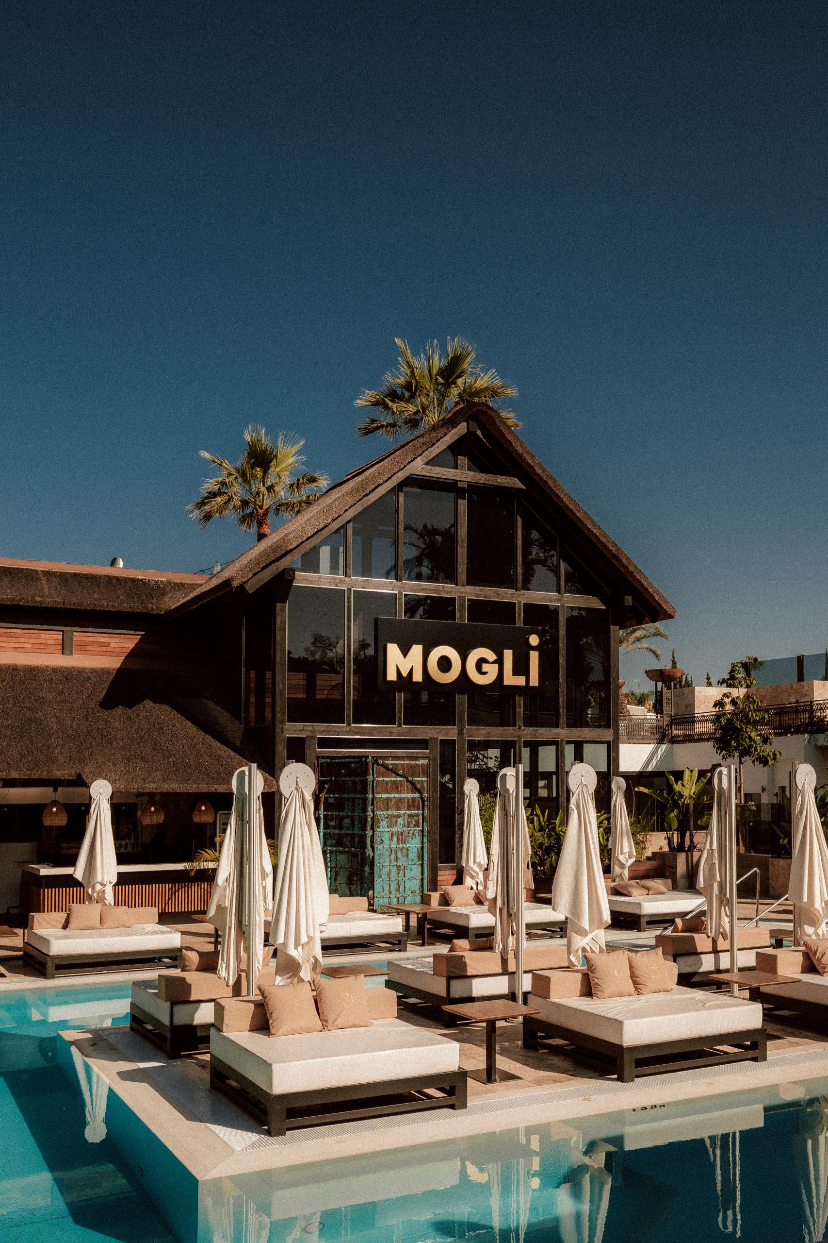 Mogli, el nuevo Pool Club en Marbella